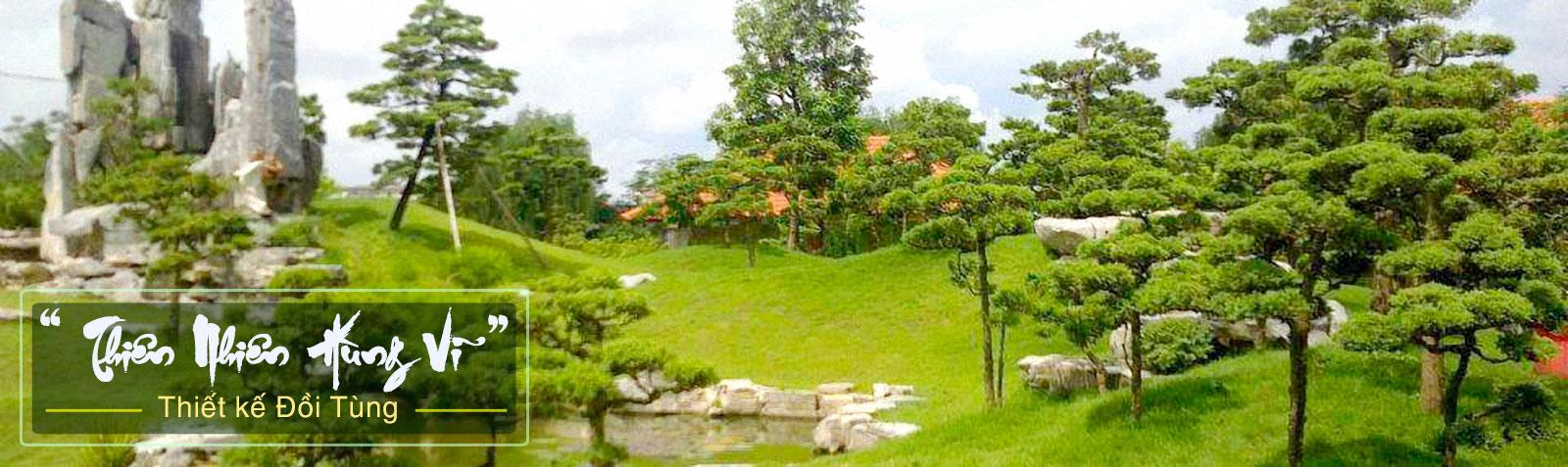 Sân vườn cổ điển