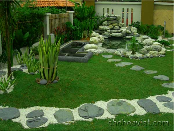 đá sân vườn 5