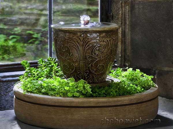 Đài phun nước mini2