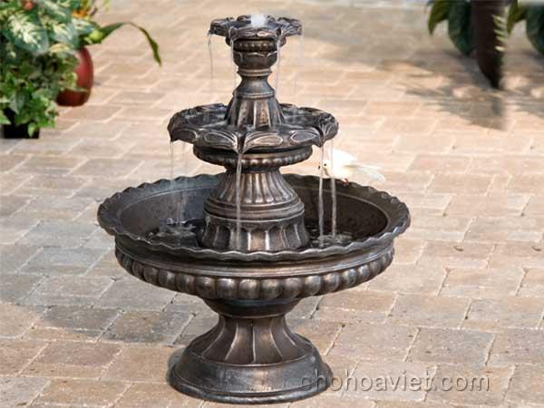 Đài phun nước mini6