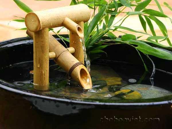 đài phun nước mini4