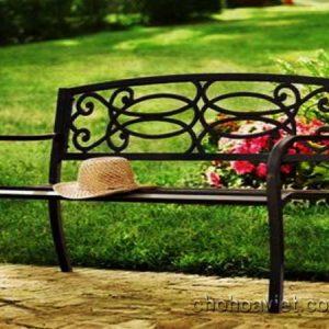 Ghế nghỉ trang trí sân vườn